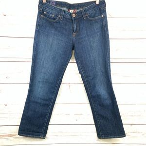 LUCKY BRAND LoLa ankle crop jeans S-10/30